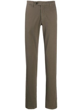 Canali chino trousers - Brown