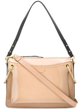 Chloé Roy medium shoulder bag - Neutrals