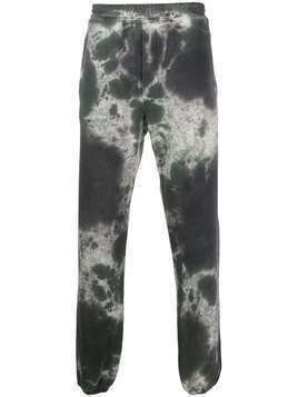 Buscemi tie-dye effect trousers - Green