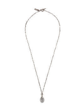 Henson Engraved Illuminor necklace - Metallic