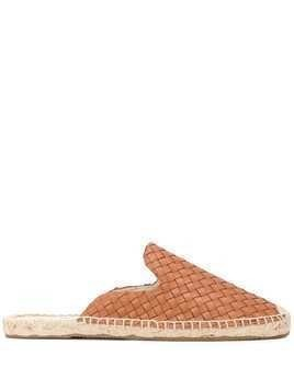 Soludos Sofia slip-on espadrilles - Brown