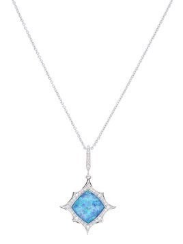 Stephen Webster 'Crystal Haze' spark pendant - Metallic