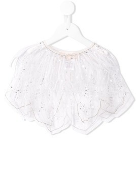 Tutu Du Monde Song Of Snowflakes cape - White