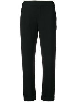 P.A.R.O.S.H. cropped trousers - Black