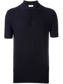 Fashion Clinic Timeless shortsleeved polo shirt - Blue