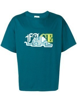 Facetasm Face T-shirt - Green