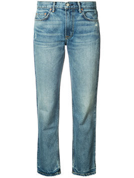 Grlfrnd Jane straight jeans - Blue