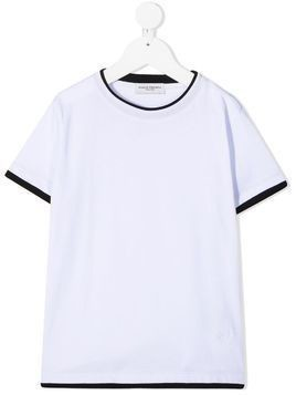 Paolo Pecora Kids TEEN short-sleeve t-shirt - White