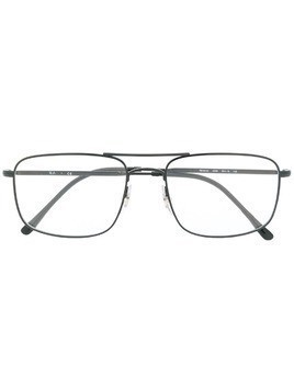 Ray-Ban aviator style frames - Black