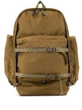 Makavelic cargo pocket backpack - Brown