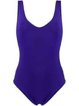 Gentry Portofino one piece swimsuit - Blue