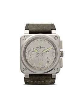 Bell & Ross BR 03-94 Horolum 42mm - Grey And Green