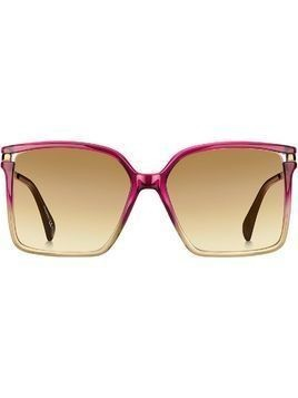 Givenchy oversized sunglasses - Pink