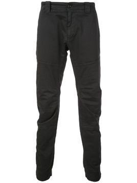 CP Company ruched knee trousers - 999
