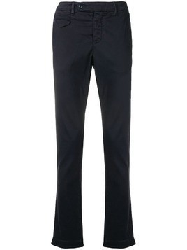 Al Duca D'Aosta 1902 basic chinos - Blue