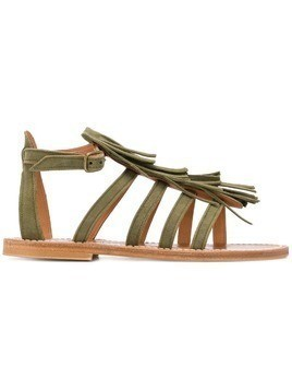 K. Jacques Frega sandals - Green
