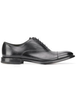 Henderson Baracco oxford shoes - Black