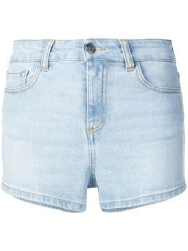 Amen short denim short - Blue