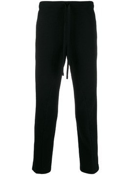 Forme D'expression slim pull on trousers - Black