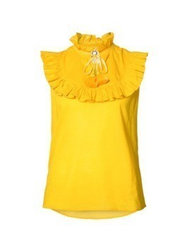 Figue Lila top - Yellow&Orange