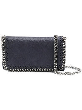 Stella McCartney - Falabella shoulder bag - Damen - Artificial Leather - One Size - Blue