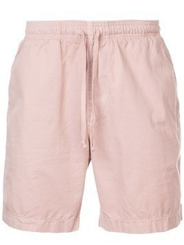 Save Khaki United twill shorts - Pink