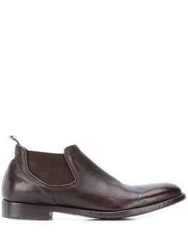 Alberto Fasciani Nicky ankle boots - Brown