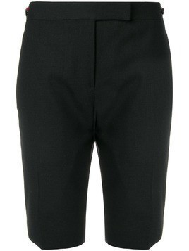 Thom Browne Grosgrain Tipping Skinny Short - Black