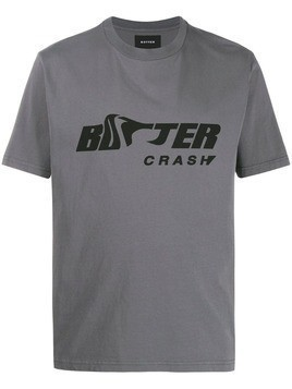 Botter logo print T-shirt - Grey
