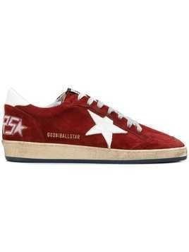 Golden Goose Deluxe Brand Ball Star sneakers - Red