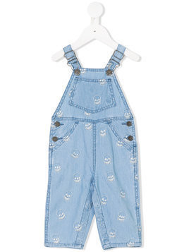 Stella McCartney Kids Buzzby dungarees - Blue