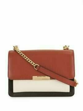 Michael Michael Kors large Jade shoulder bag - Red