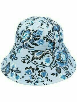 Erdem hat and face mask set - Blue