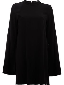 Ellery longsleeved tunic - Black
