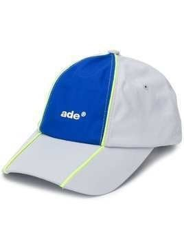 Ader Error logo cap - Grey