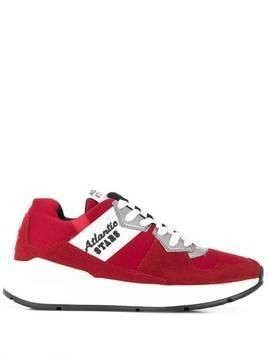 Atlantic Stars Diphda low-top sneakers - Red