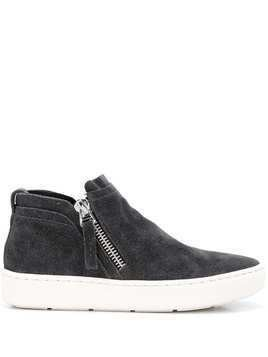 Dolce Vita Tobee zip-up trainers - Black