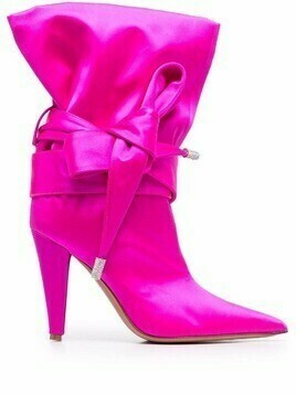 Alexandre Vauthier Leila ankle boots - Pink
