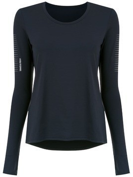 Track & Field Reflected top - Blue