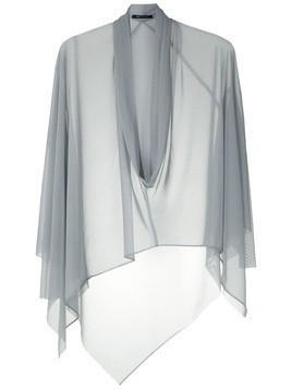 Uma Raquel Davidowicz Consul wide fit tunic - Grey