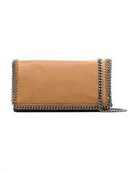 Stella McCartney brown falabella shoulder bag
