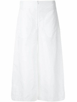 Alcaçuz Lira trousers - White