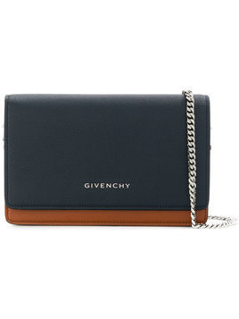 Givenchy Pandora mini chain wallet - Blue