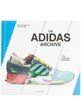 TASCHEN The Adidas Archive: The Footwear Collection - White