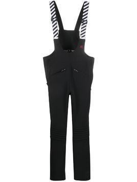 Perfect Moment Isola racing jumpsuit - Black