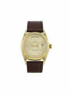 Rolex 1972 pre-owned Day-Date 36mm - GOLD