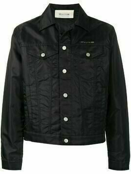 1017 ALYX 9SM satin-shell jacket - Black