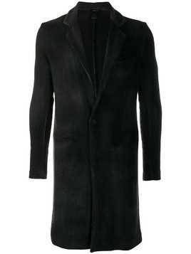 Avant Toi knitted coat - Black