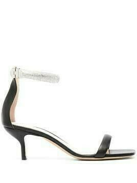 Nicholas Kirkwood LEVE 60mm sandals - Black