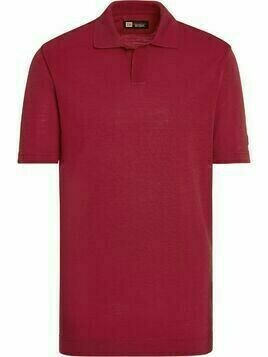 Z Zegna short-sleeve polo shirt - Red